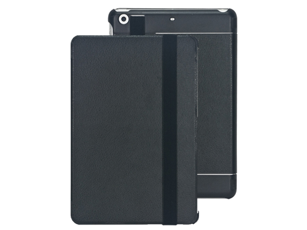 Stand leather case for iPad mini 2