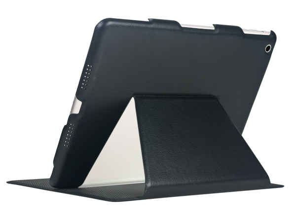 Slim stand leather case for iPad Air