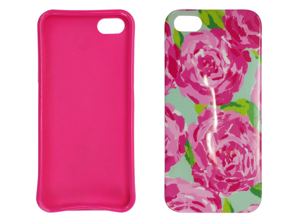 Pattern printed TPU case for iPhone 5/5S