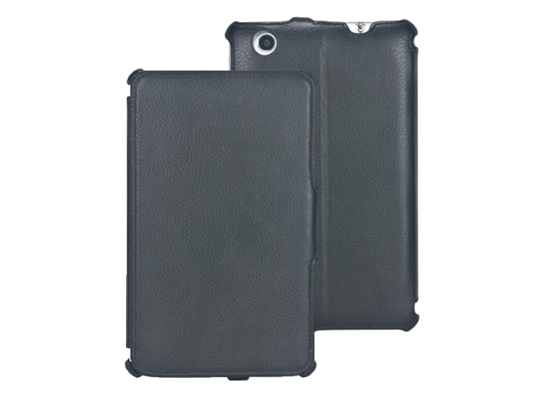 Hot pressing leather case for Lenovo IdeaTab S5000