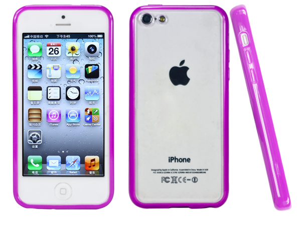 TPU+PC case for iPhone 5C