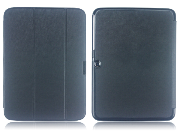 Leather smart case for Samsung Galaxy Tab 3 10.1