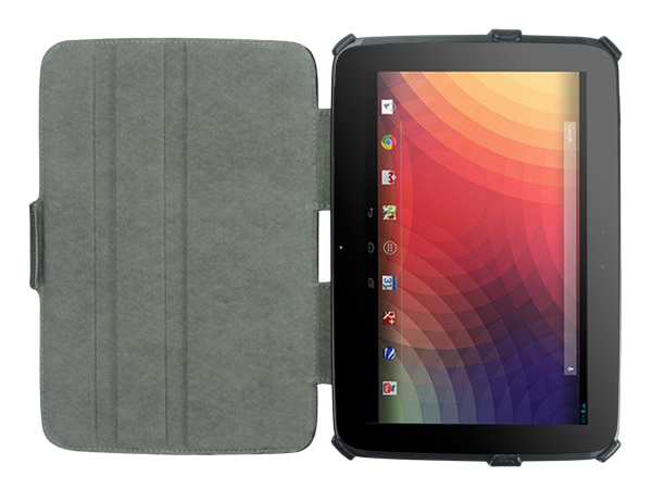 Heat molded case for Google Nexus 10