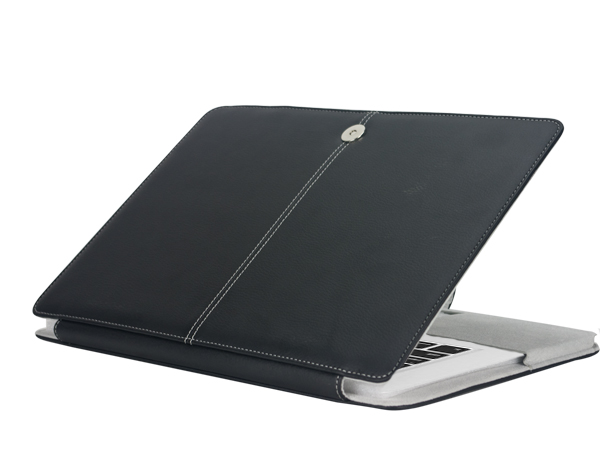 Leather case for Macbook Air 13'