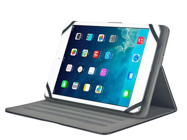 Folio stand universal case for 7' and 8' tablet