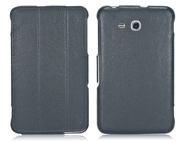 Leather smart case for Samsung Galaxy Tab 3 7.0 lite