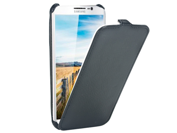 Flip leather case for Samsung Galaxy S5