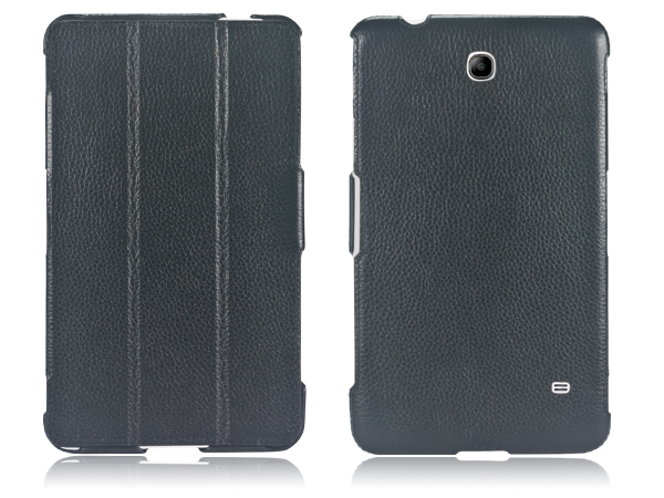 Leather smart case for Samsung Galaxy Tab 4 7.0