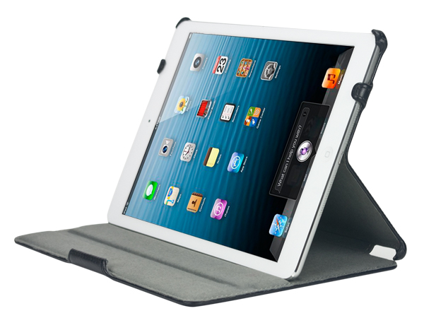 Multi-stand shell for iPad Air 2