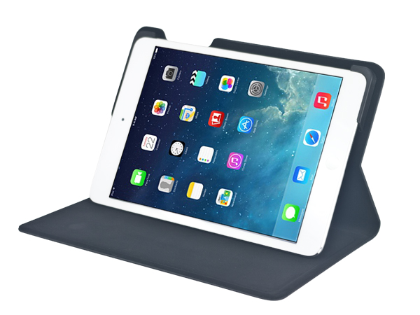Stand leather casefor iPad mini 2