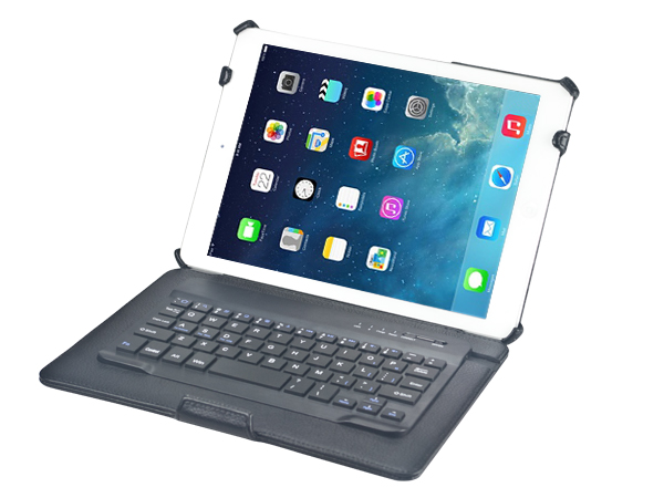Keyboard leather casefor iPad air