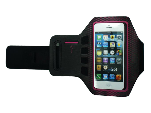 Super slim sport armbandfor iPhone 5/5S